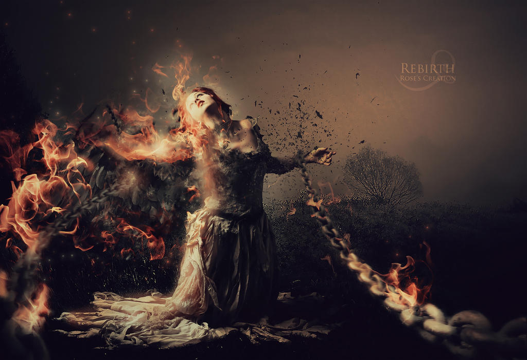 Rebirth by dreamswoman