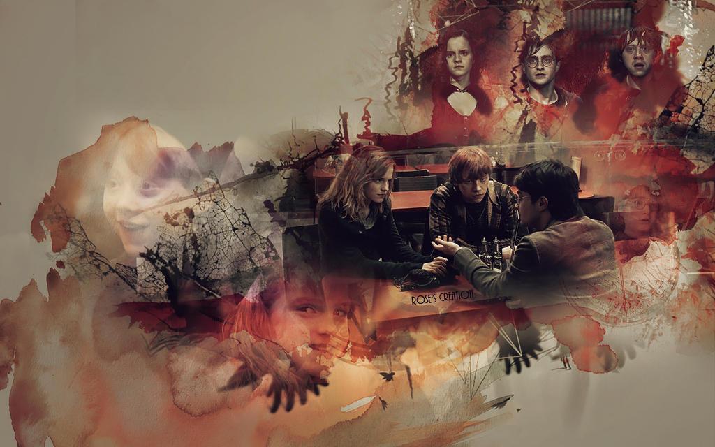 Harry Potter Wallpaper By Dreamswoman