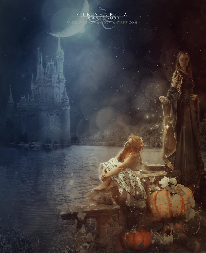 Cinderella by dreamswoman