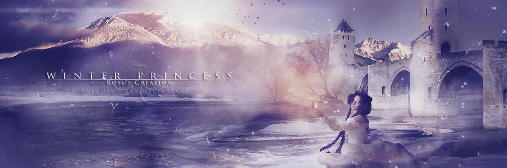 Winter Princess by dreamswoman