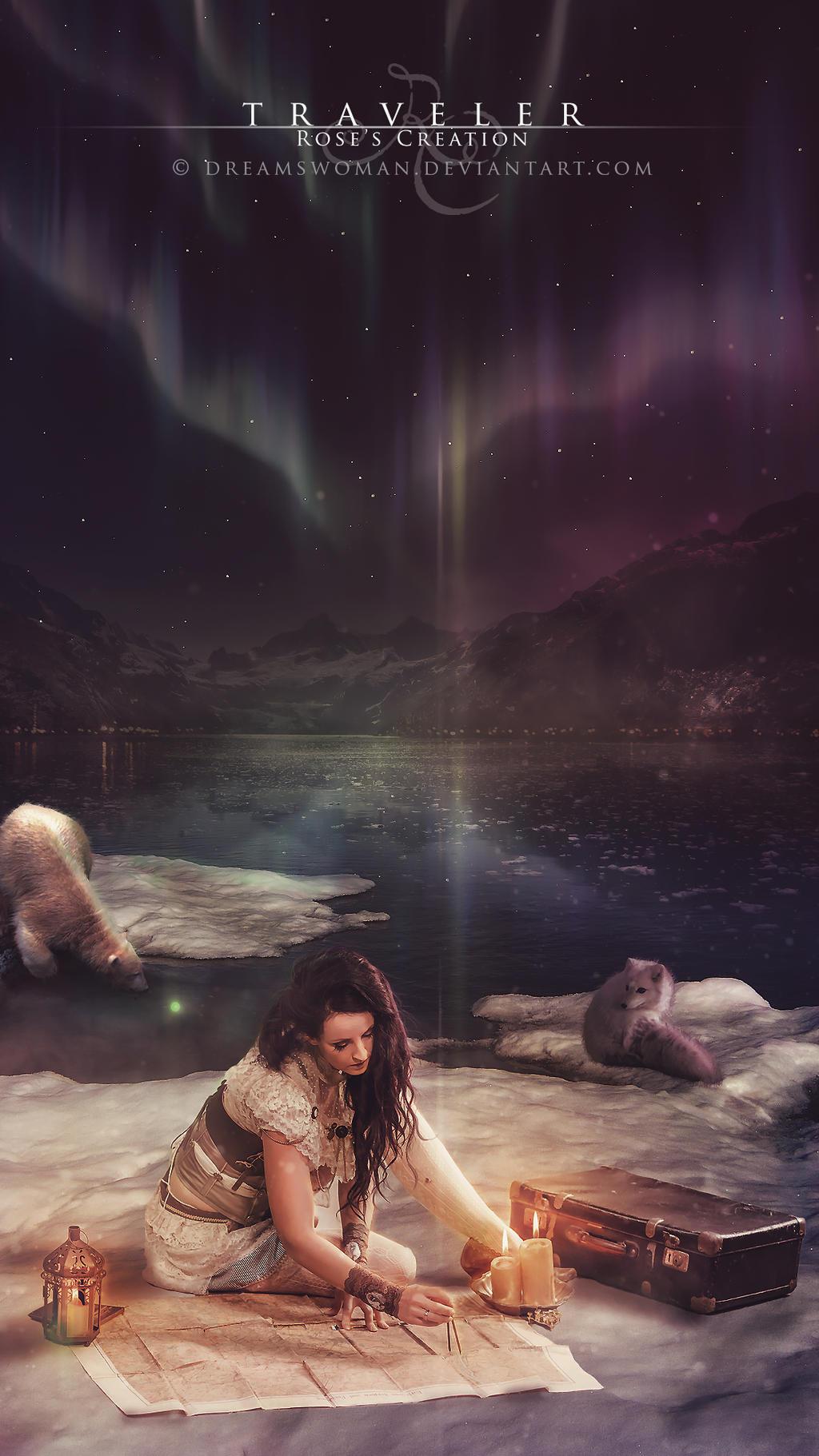Traveler by dreamswoman