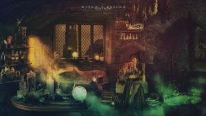 Witch's Friend