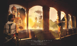 Prince of Persia by dreamswoman
