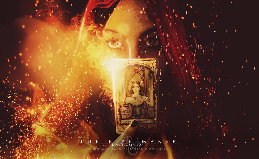 The Fire Maker by dreamswoman
