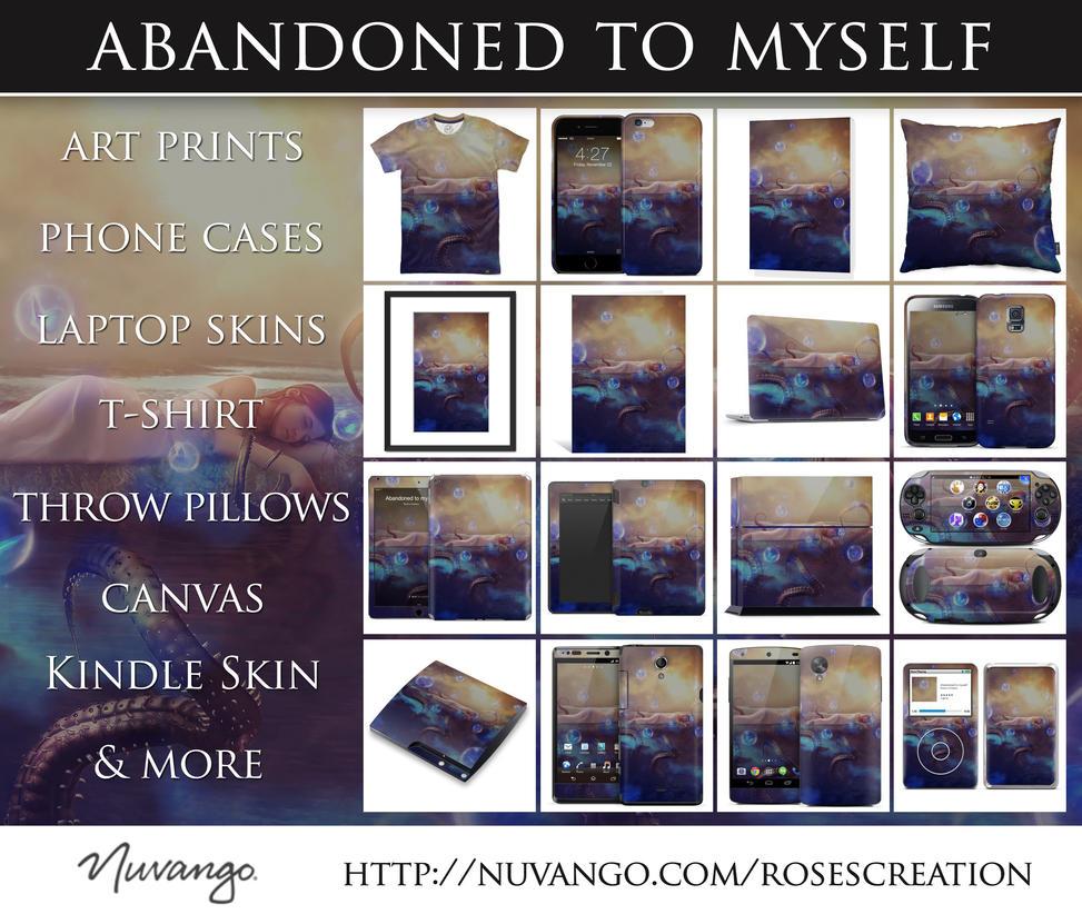 Abandoned to myself - Nuvango Stuff by dreamswoman