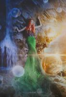 The Little Mermaid by dreamswoman
