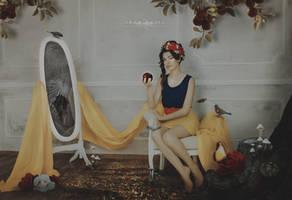 Snow White by dreamswoman