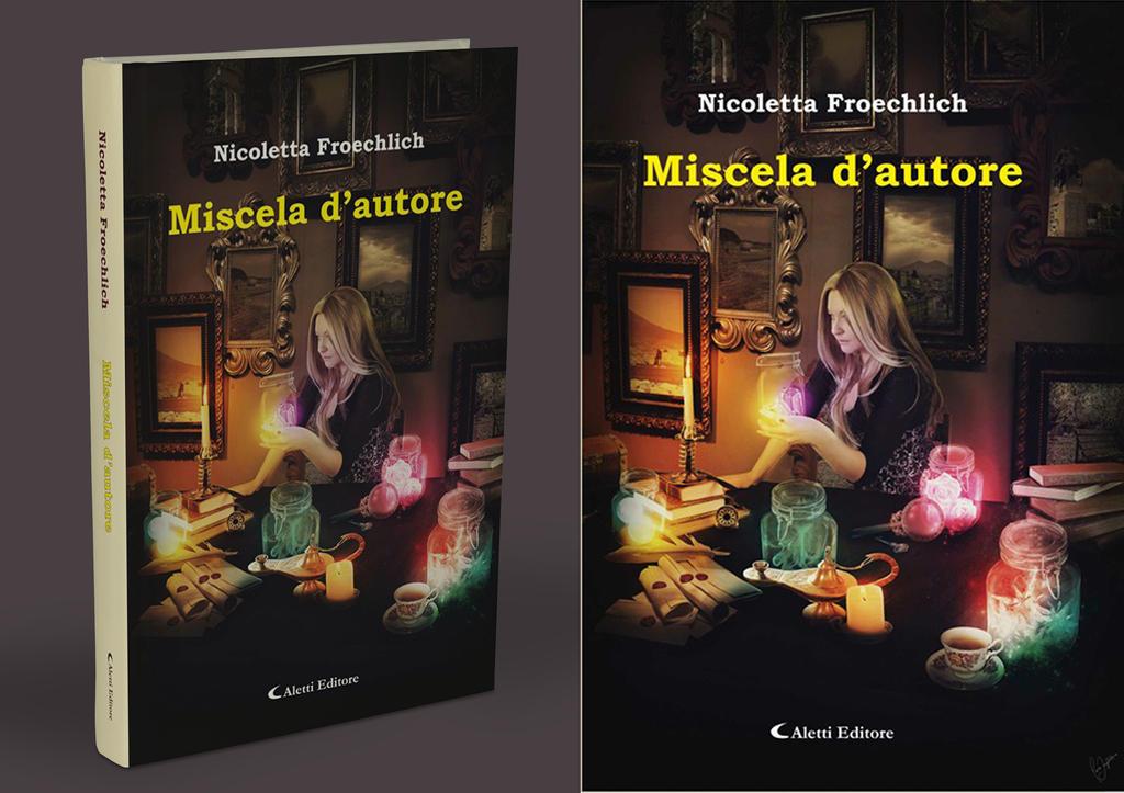 Miscela d'autore di Nicoletta Froechlich by dreamswoman