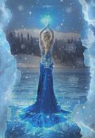 Frozen by dreamswoman