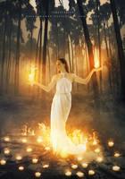 Firestarter by dreamswoman