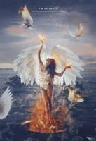 I'm an angel by dreamswoman