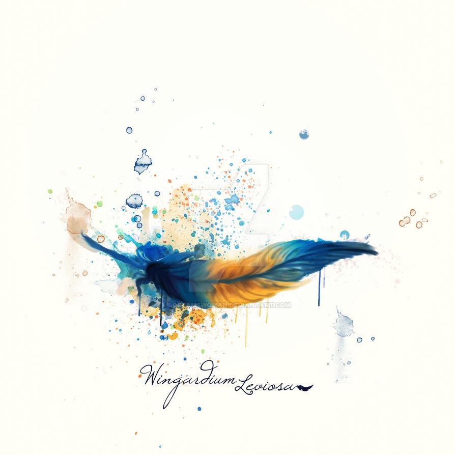 Wingardium Leviosa by dreamswoman