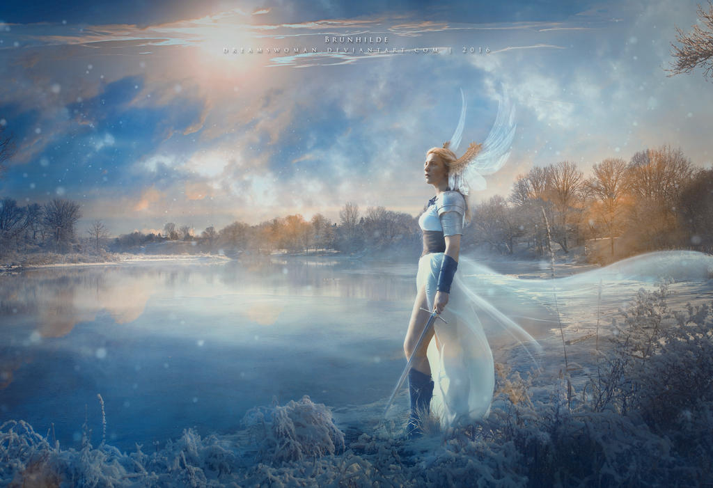 Brunhilde by dreamswoman