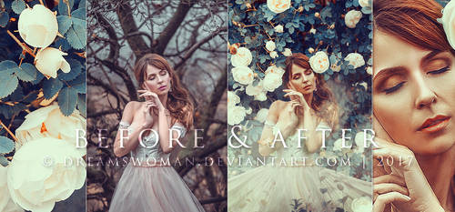 Sweetness Melody - Before and After by dreamswoman