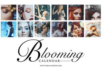 Blooming Calendar