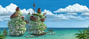 Bastion pirate by Schoyhan