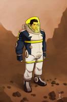 Spationaute by Schoyhan