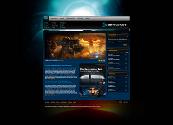 Starcraft2 Design by kaan-arts