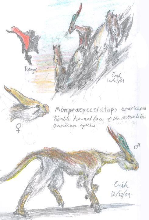 ceratopsians and pachycephalosaurs Pachycephalosaurs are bipedal ornithischians related to ceratopsians species in this group have ornate skulls, often with a thickened bony dome, giving them the nickname'bone-headed dinosaurs.