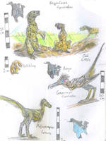 Great Plains Dinos by Lord-Triceratops