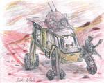 Martian Rover