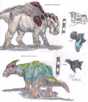 Hippo-saurids by Lord-Triceratops