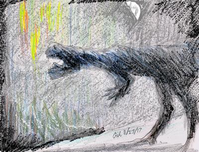 Nanuqsaurus hoglundi, Dinovember #27 by Lord-Triceratops