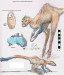 Kangaroo-saurus