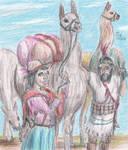 Incan Dwarf Merchants