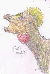 Singing Corythosaurus