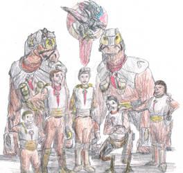 Storm Eagles Squadron