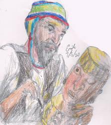 Incan Dwarf Artisan
