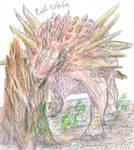 Borealopelta markmitchelli by Lord-Triceratops