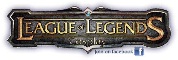 My edited logo for my cosplay page by blakdevil62114
