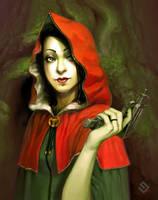 Little Red Jessy Hood by gammon