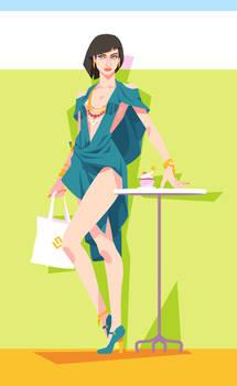 Fashion/Cupcake