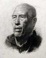 Old Man China by gammon