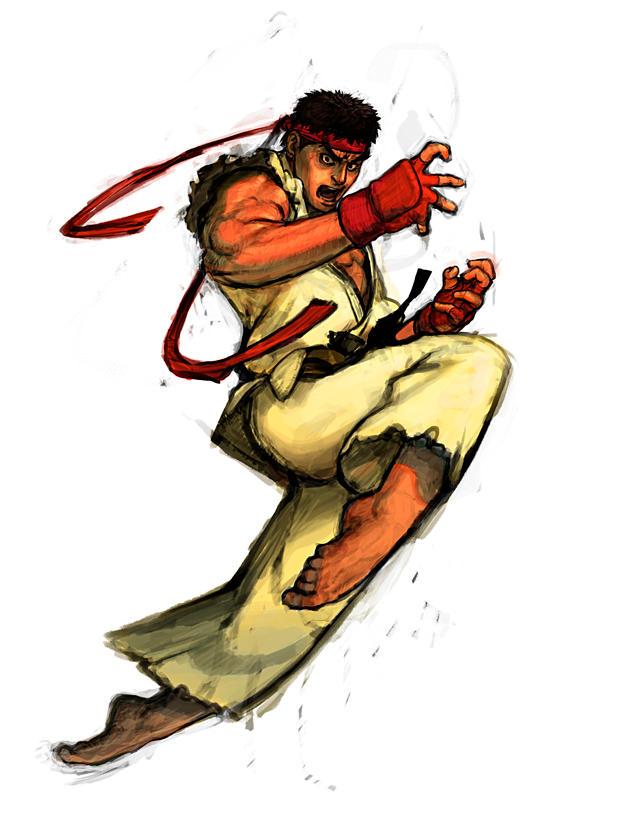 Ryu by gammon