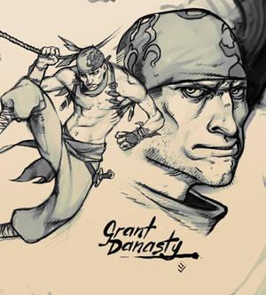 Castlevania Concept: Grant