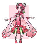 Princess Sakura - Cherry Blossom Princess