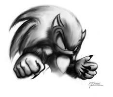 Werehog Speed Painting by Setnaro