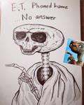 dead ET by bjornxon