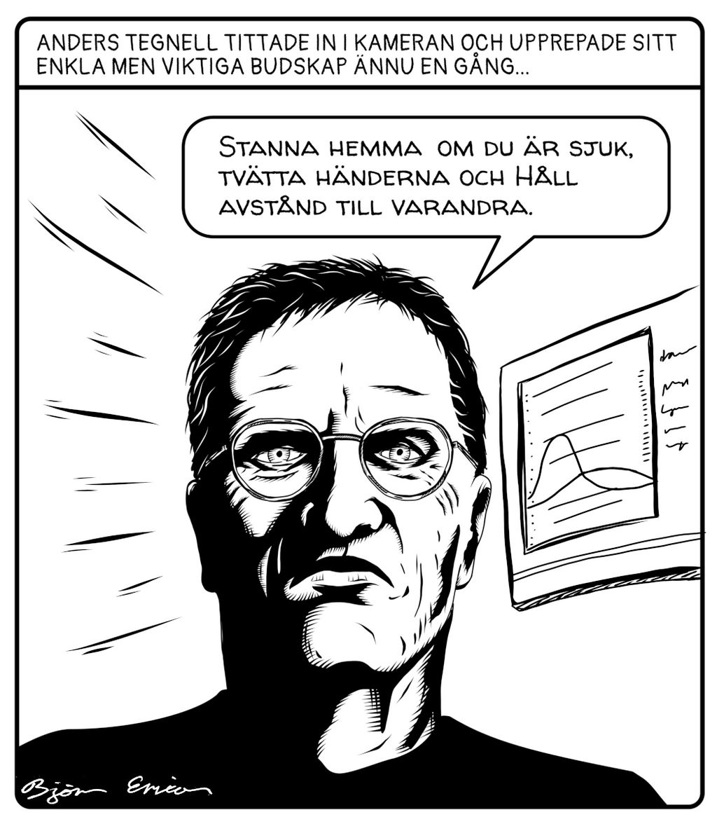 Tegnell Tribute Comic Litenversion By Bjornxon On Deviantart