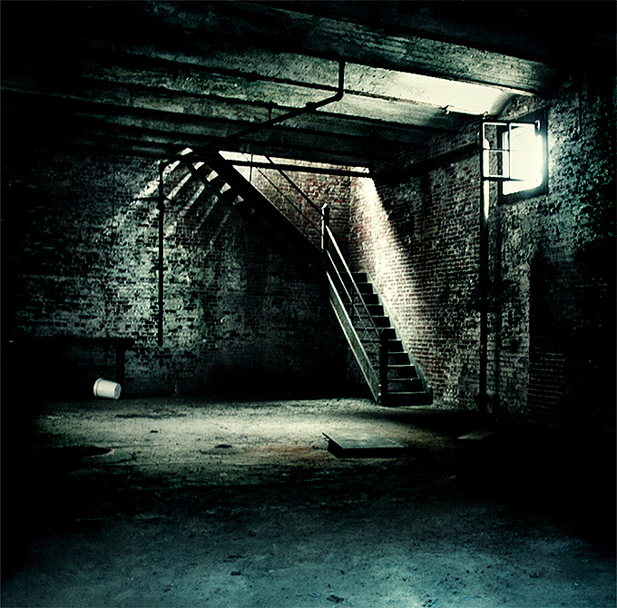 dark creepy basement. Don t Look In the Basement by AnthonyPresley  on DeviantArt
