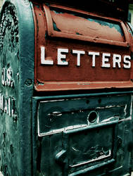 Letters by AnthonyPresley