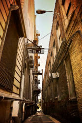 Alley Way with a History Part III by AnthonyPresley