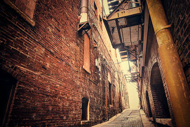 Alley With a History P. IV