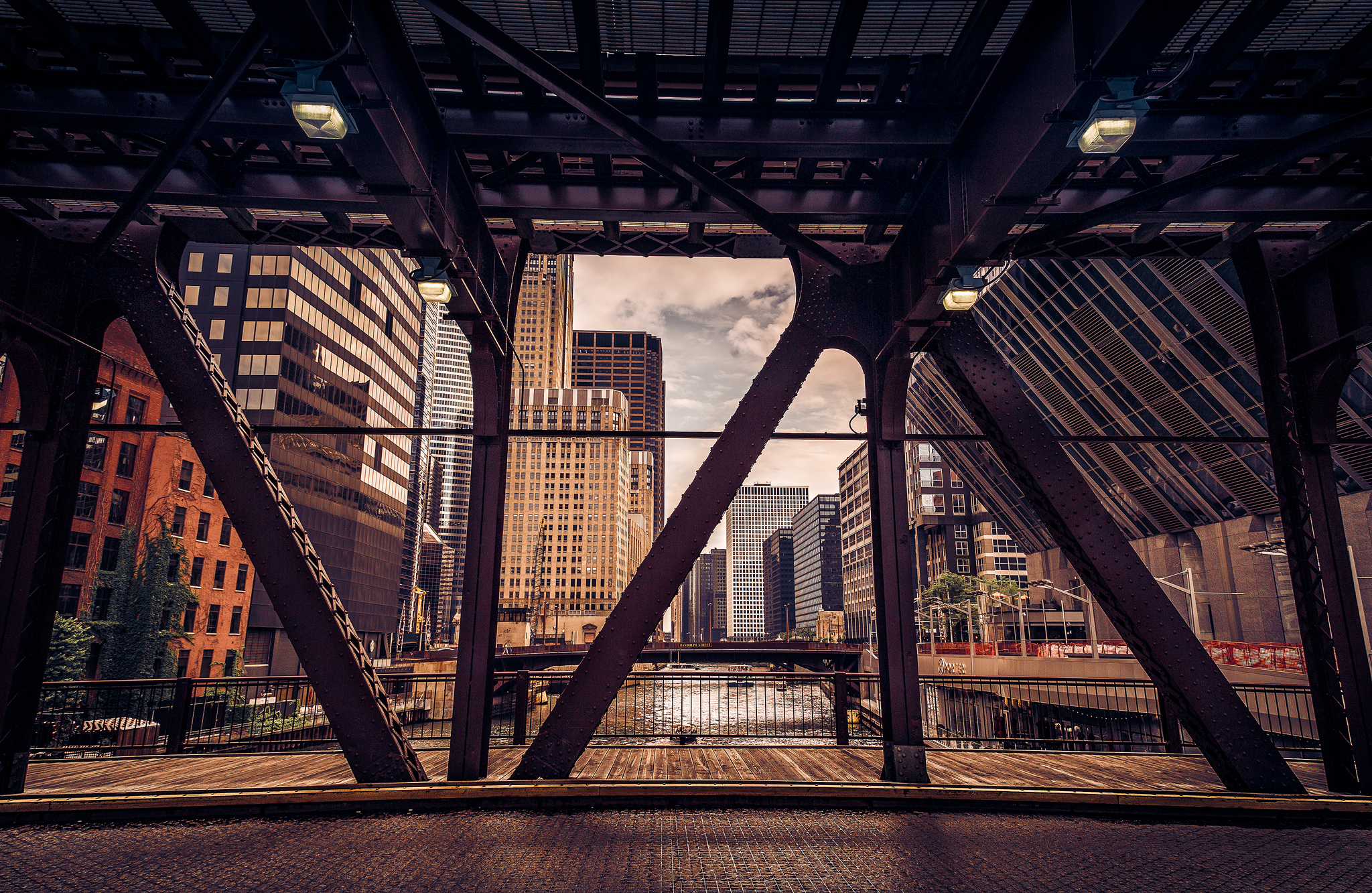 A Bridge with a View by AnthonyPresley