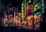 Night Stroll by AnthonyPresley