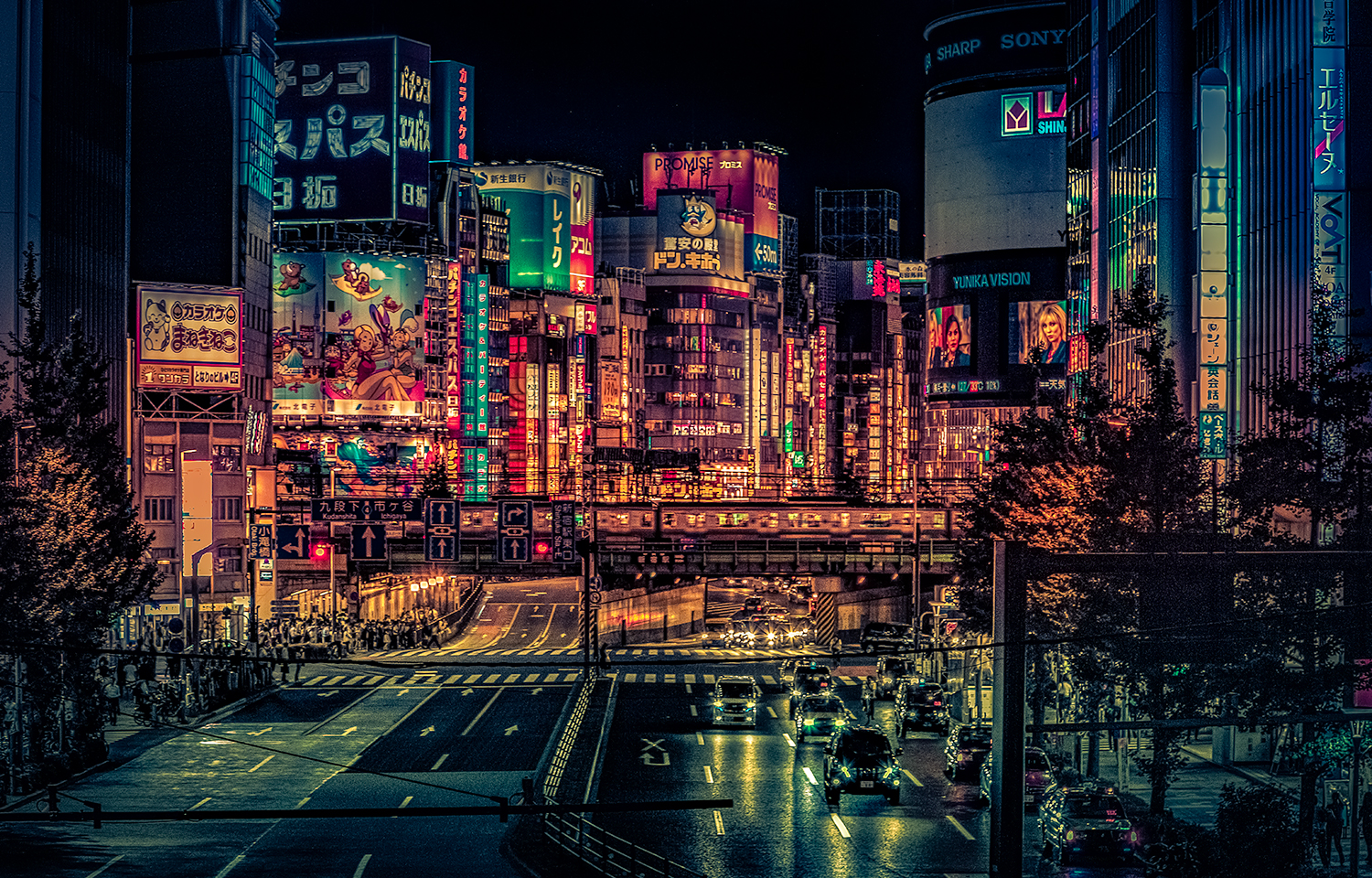 Neo Tokyo by AnthonyPresley
